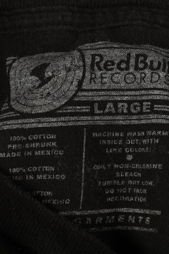 Vintage Awolnation Unisex T-Shirt Tee Rock Band Crew Neck L Black TS545-142106