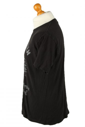 Vintage Failure Anthem Unisex T-Shirt Tee Printed Rok'n Roll L Black TS551-142128