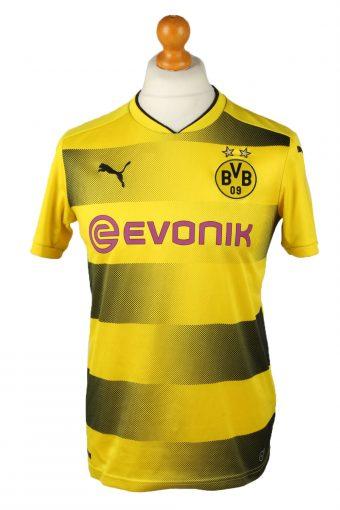 Puma Football Jersey Shirt T-Shirt Borussia Dortmund 09 BVB 15-16Y Yellow XXL