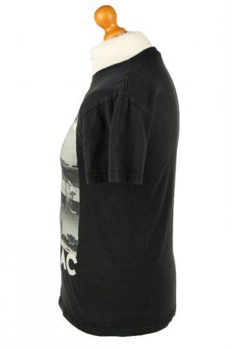 Vintage LLB Unisex T-Shirt Shirt Tee Crew Neck Lagos Laid Bac S Black TS650-143027
