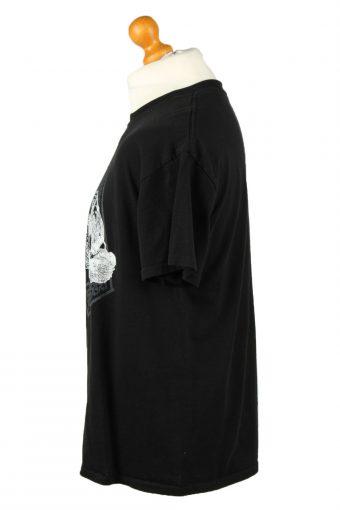 Vintage Gildan Unisex T-Shirt Shirt Tee Crew Neck Artec Jeep L Black TS651-143031
