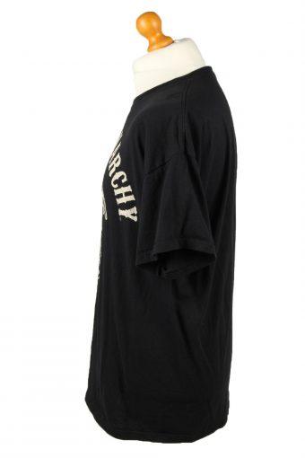 Vintage Sons Of Anarchy Unisex T-Shirt Shirt Tee Crew Neck Reaper Crew 2XL Black TS653-143039