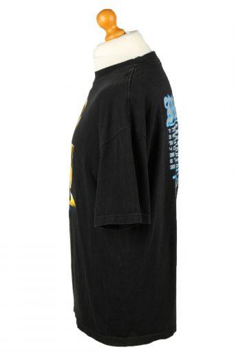Vintage The Final Champions T-Shirt Shirt Tee Crew Neck Unisex 2011 XL Black TS660-143067