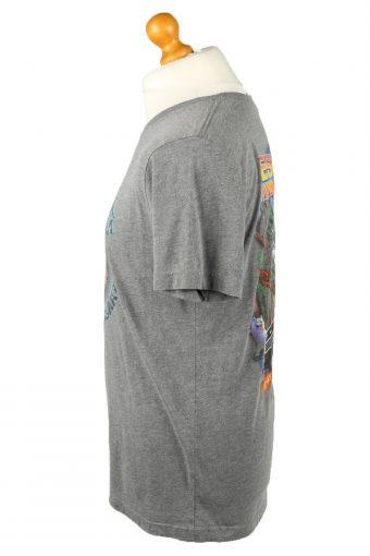 Vintage Eskimo Joe's Unisex T-Shirt Shirt Tee Crew Neck 43th Anniversary L Grey TS665-143087
