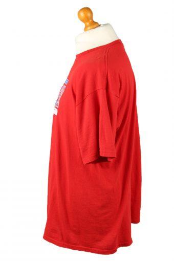 Vintage Gildan Unisex T-Shirt Shirt Tee Crew Neck W.S. Ryan Elementary 07 XL Red TS669-143103