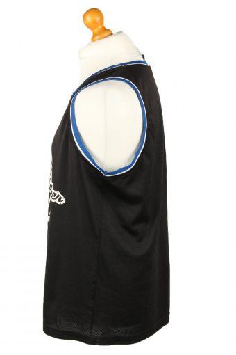 Vintage FC Schalke 04 Basketball Jersey Shirt Kumpel & Malocher Club XL Black CW0817-143179