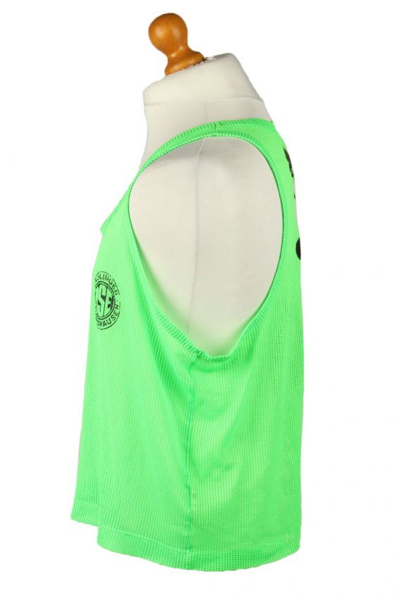 Vintage Puma Sports Jersey Net Shirt RSE Ramlingen Ehlershausen XL Green CW0821-143195