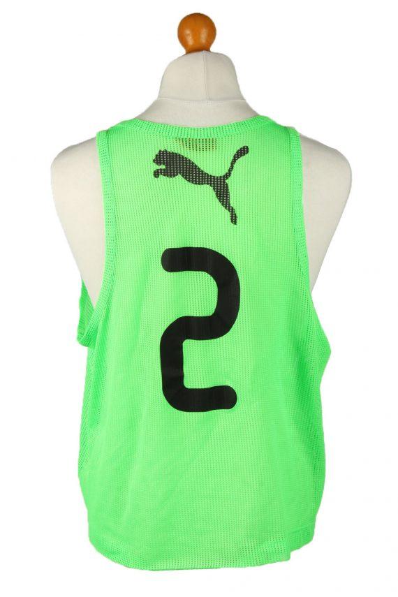 Vintage Puma Sports Jersey Net Shirt RSE Ramlingen Ehlershausen XL Green CW0821-143196