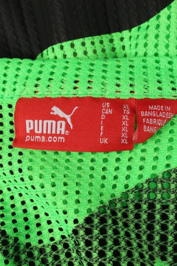 Vintage Puma Sports Jersey Net Shirt RSE Ramlingen Ehlershausen XL Green CW0821-143197
