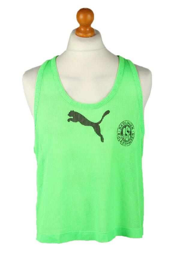 Vintage Puma Sports Jersey Net Shirt RSE Ramlingen Ehlershausen XL Green CW0821-0