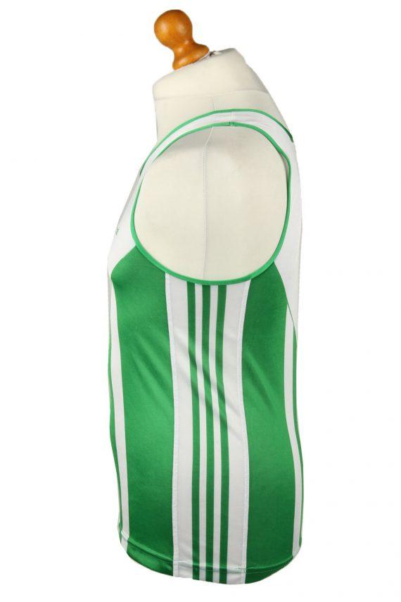 Vintage Adidas Running Sports Jersey Shirt SV Untermenzing e.V. 34/36 Green CW0827-143219