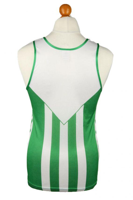 Vintage Adidas Running Sports Jersey Shirt SV Untermenzing e.V. 34/36 Green CW0827-143220