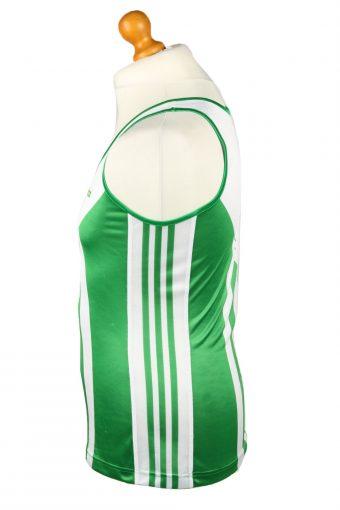 Vintage Adidas Running Sports Jersey Shirt SV Untermenzing e.V. 14 Green CW0829-143227