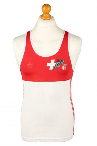 Adidas Running Jersey Shirt Athletics SLV FSA S