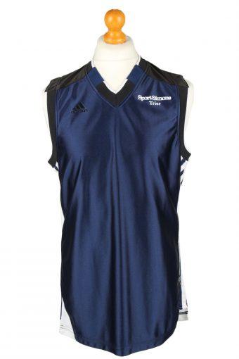 Adidas Basketball Jersey Shirt Kandi Basketball Camp 2001 8T Navy XL