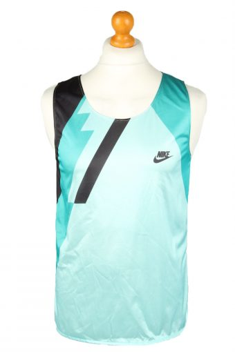 Nike Basketball Jersey Shirt Training Tank Vest Turquise XL