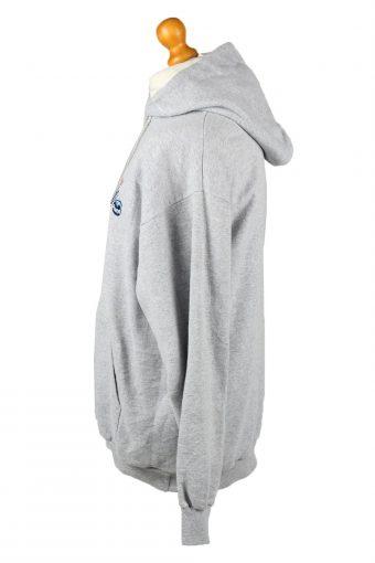 Vintage Champion Hoodie Unisex L Grey -SW2623-143660