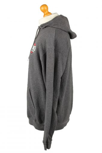 Vintage Champion Hoodie Unisex L Grey -SW2628-143680