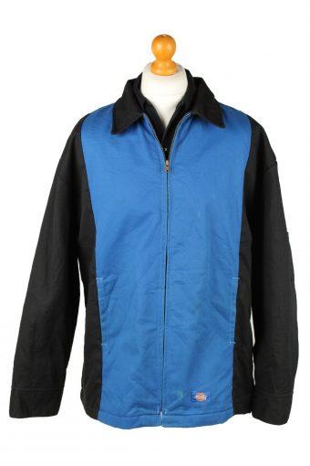 Vintage Dickies Worker Jacket 90s 2XL Black