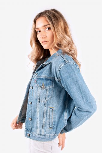 Levi's Women's Original Trucker Denim Jacket Size S, M, L, XL