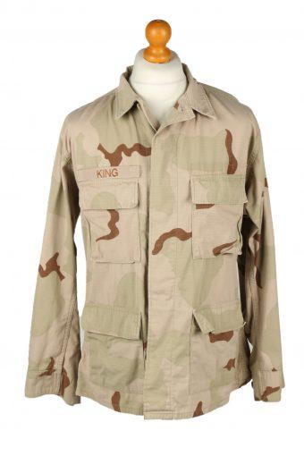 Combat Field Army Shirt Camel M