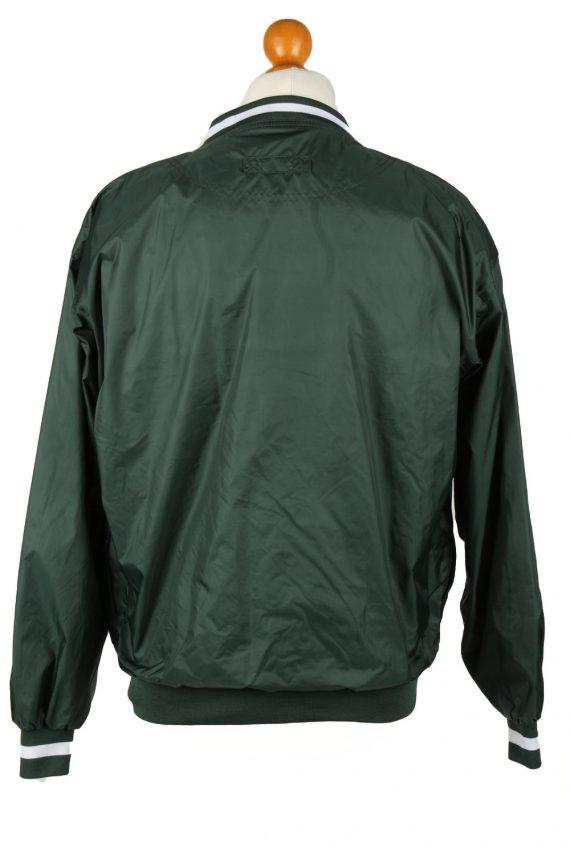 Vintage SportTek Baseball Jacket Windbreaker 90s S Green -SW2639-143805