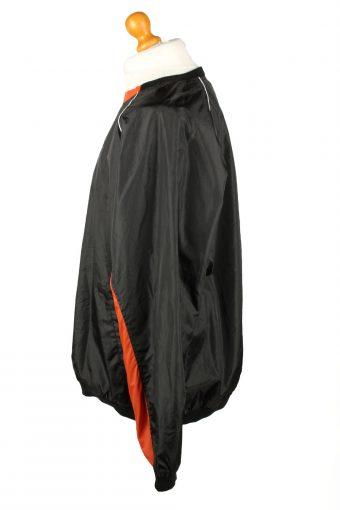 Vintage Oklahoma State Baseball Jacket 90s XL Black -SW2655-143788