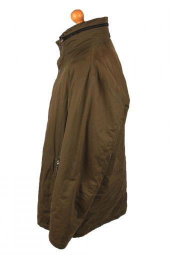 Vintage Pierre Cardin Mens Jacket Coat 90s 54 Brown -C2149-147765