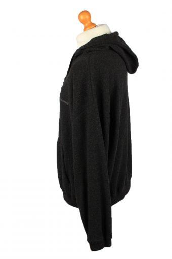 Vintage Polo Ralph Lauren Mens Hoodie Jumper 90s XL Black -IL2156-148141