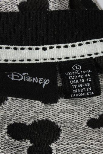 Vintage Disney Womens Crew Neck Sweatshirt Top L Multi -SW2699-149124