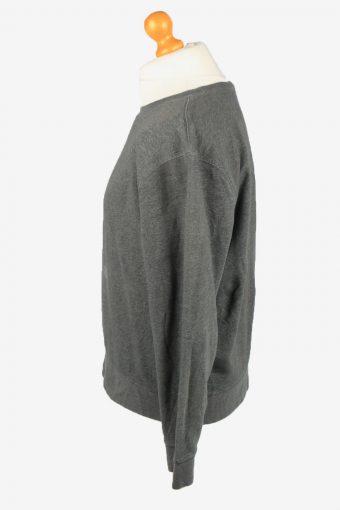Everlast Mens College Sweatshirt Top XL Grey -SW2718-149200