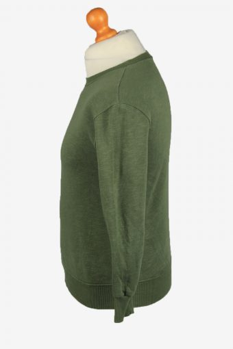 Zara Boys & Girls Sweatshirt Top 11-12 Y Green -SW2725-149228