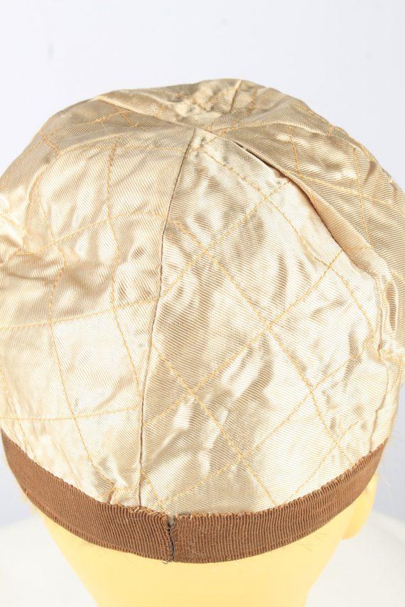 Russian Fur Cossack Hat Vintage Womens Brown -HAT1837-151665