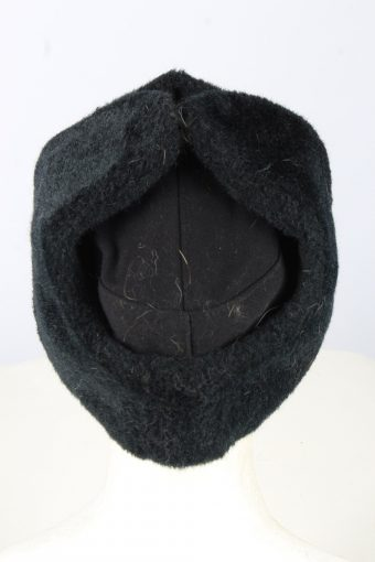 Russian Fur Ushanka Hat Vintage Unisex Navy -HAT1848-151707