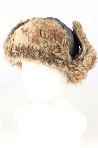 Faux Fur Trapper Hunter Hat Unisex