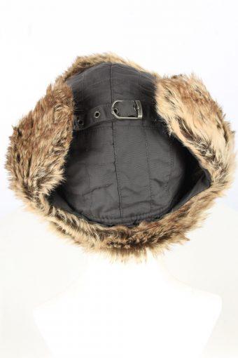 Faux Fur Trapper Hunter Hat Unisex Multi -HAT1898-152106