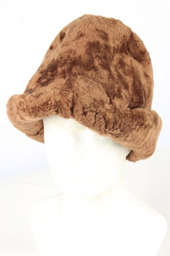 Fur Winter Cossack Hat Vintage Unisex