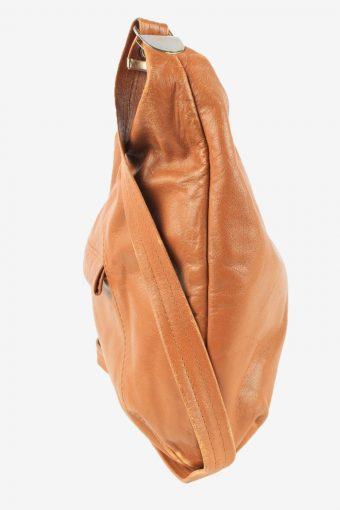Leather Adjustable Shoulder Bag Womens Vintage 1990s Brown -BG1207-154687