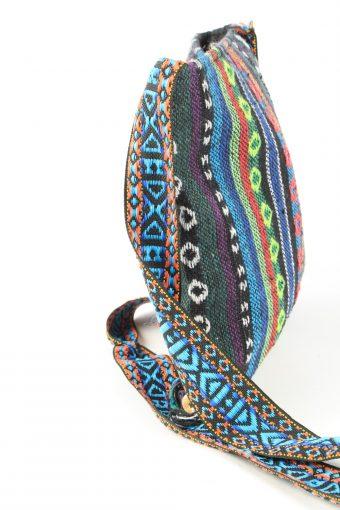 Rug Pattern Shoulder Bag Womens Vintage 1990s Multi -BG1225-154882