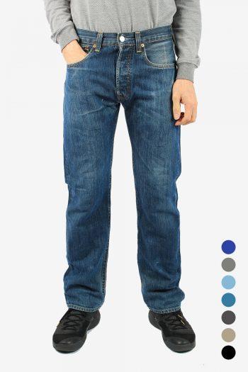 Levi Levis 501 Jeans Denim Men Grade B Vintage