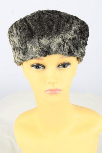 Russian Style Winter Hat Vintage Womens