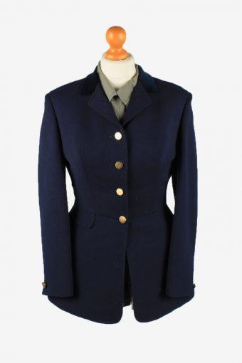Womens Blazer Jacket Der Rerter Koln Navy Blue S