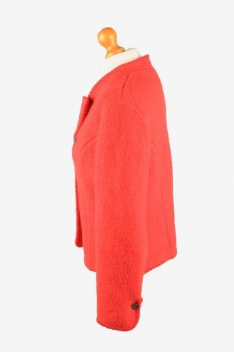 Arber Womens Blazer Jacket Vintage Size 42 Red -HT2902-155169