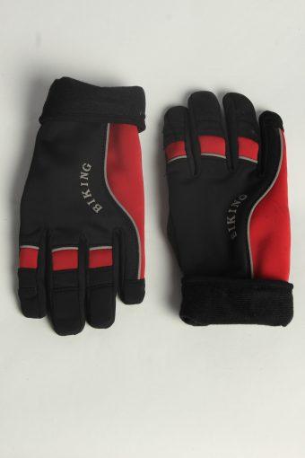 Cyling Bike Gloves Mens Vintage Size L Multi -G581-156543