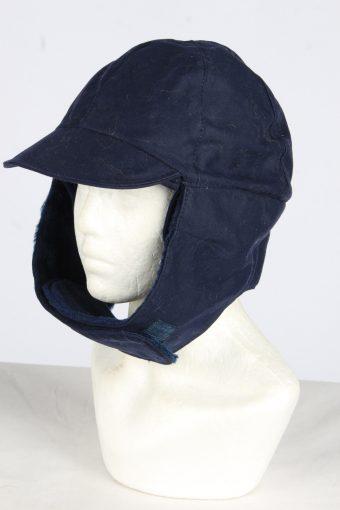 Coton Trapper Hat Vintage Unisex