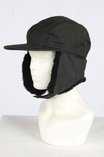Fur Cossack Cotton Hat Vintage Unisex