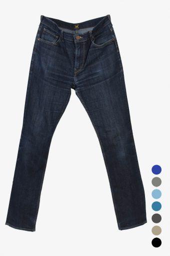 Lee Daren Jeans Regular Fit Slim Leg