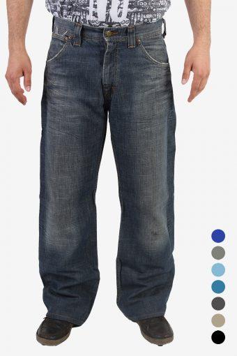Lee Dillon Jeans Loose Bootcut Denim