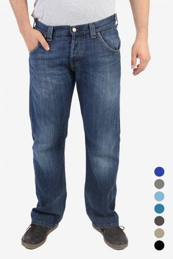 Lee Mens Flint Regular Bootcut Jeans