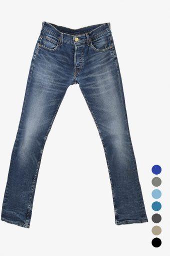 Lee Luke Slim Fit Tapered Stretch Denim Jeans